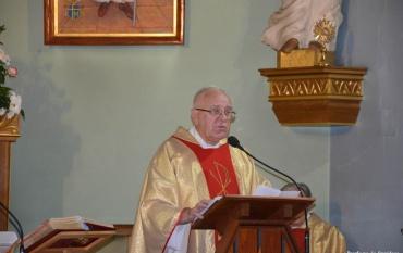 25 lat Proboszczowania Ks. Tadeusza Paszka w Jaśle