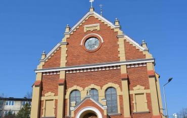 Wsparcie dla Parafii św. Stanisława w Jaśle
