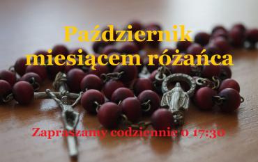 Różaniec - największy skarb Kościoła