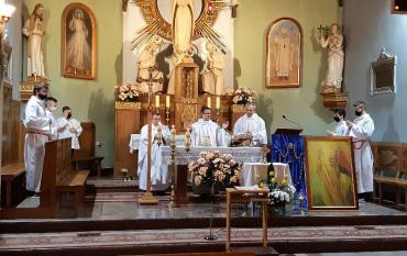 Nawiedzenie Obrazu i Relikwii św. Jana Pawła II